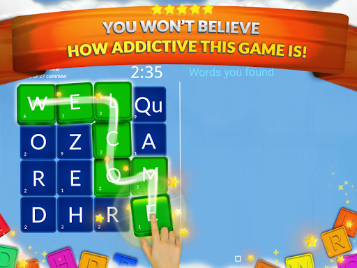 WordHero : best word finding puzzle game 13.5.0 screenshots 9