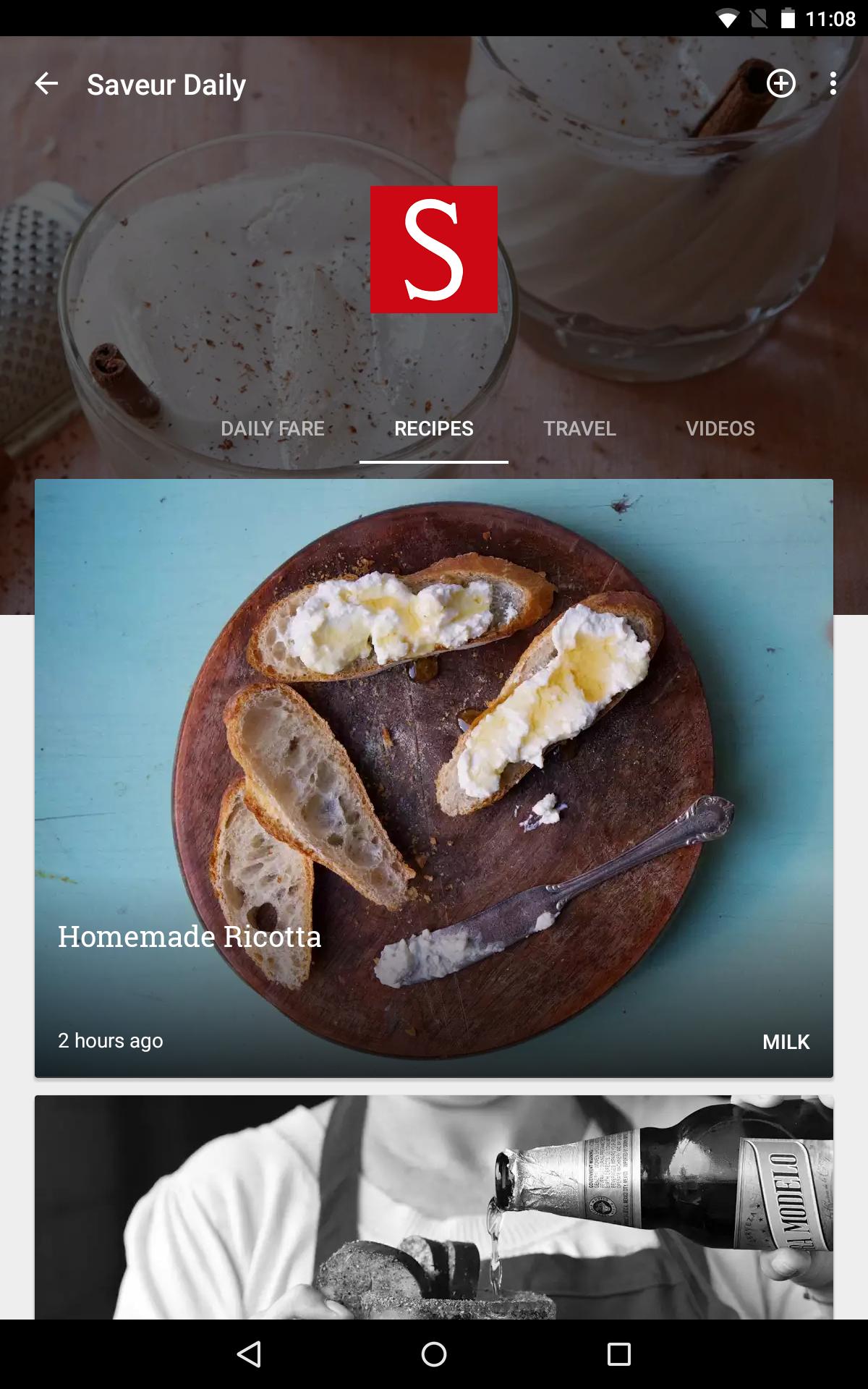 Google Play Newsstand screenshot #12