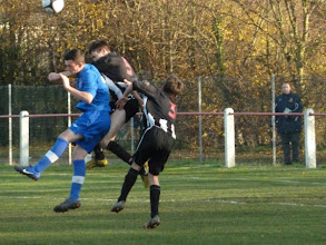 Photo: 18/11/12 v Hertfordshire FA U18 (Rep game at AFCKR) 0-1 -contributed by Bob Davies
