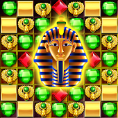 Pharaoh Castle Magic Jewels