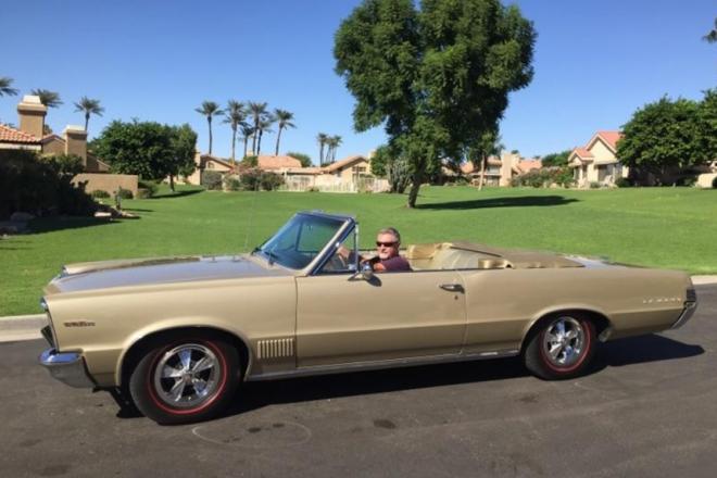 1965 Pontiac LeMans Hire CA