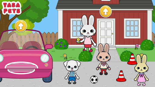 Yasa Pets Town screenshot 1