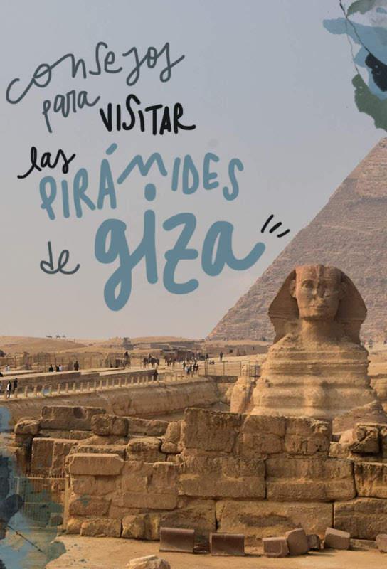 visitar las piramides de Giza
