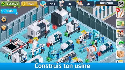 Industriel: stratégie de développement de l'usine  captures d'écran 1
