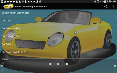 Auto & Truck Ringtones Sounds screenshot 6