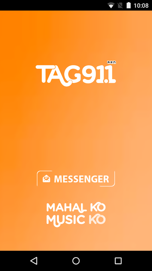 Tag 91.1 - Messenger- screenshot