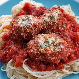 The Best Italian Meatballs Recipe