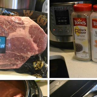 {Instant Pot} Super Tender, Chuck Roast Recipe