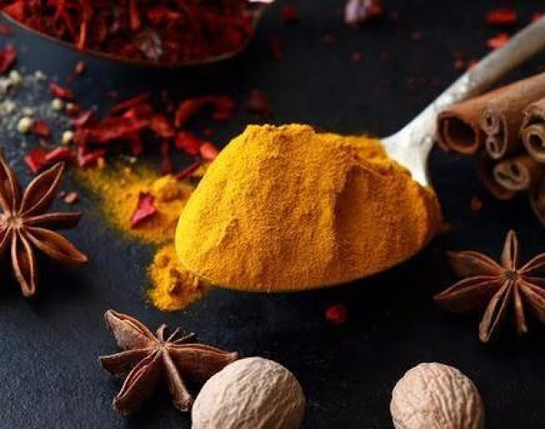 GOLD: Mix 1 heaping tablespoon of turmeric with ½ cup water in a measuring...