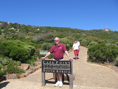 Clif at Cape Point
