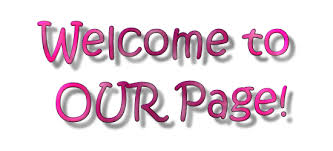 Image result for welcome to our page