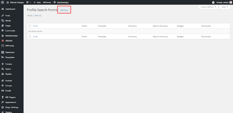 BP Profile Search Plugin Review