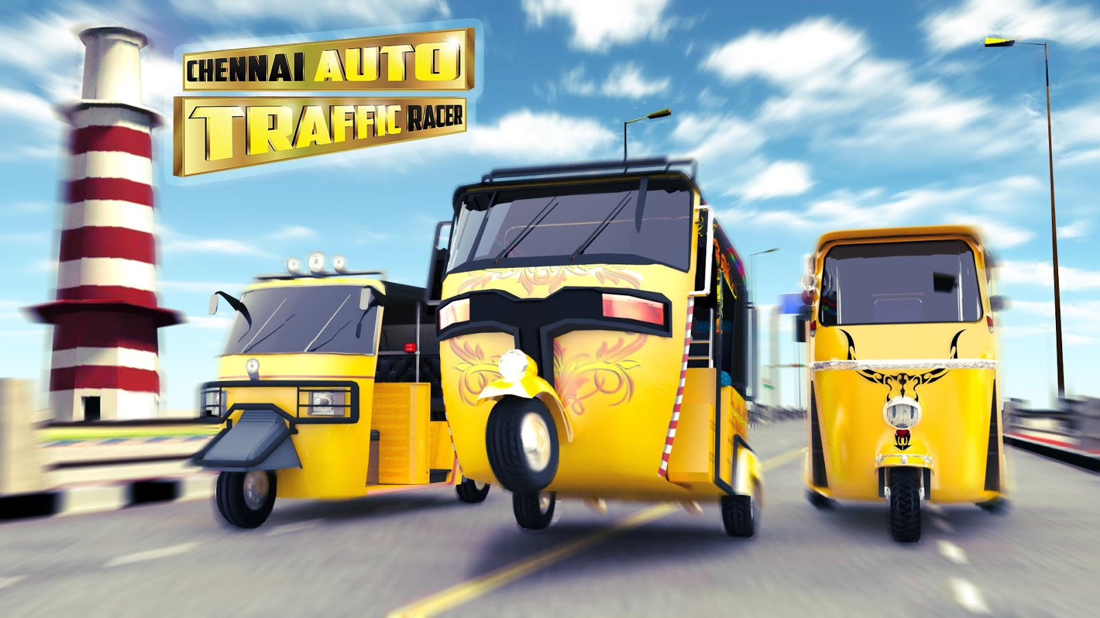 Chennai Auto Traffic Racer Android Apps On Google Play