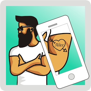 Text Tattoo: photo editor APK Cracked Download