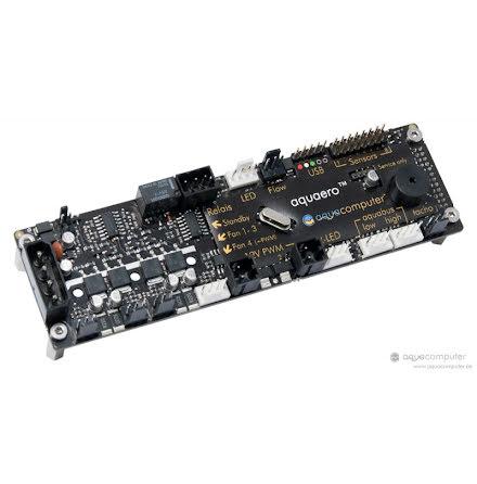 AquaComputer styringssentral, aquaero 5 LT USB