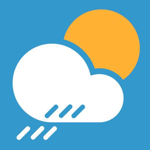 クイック天気無料天気アプリ 天氣 App LOGO-硬是要APP