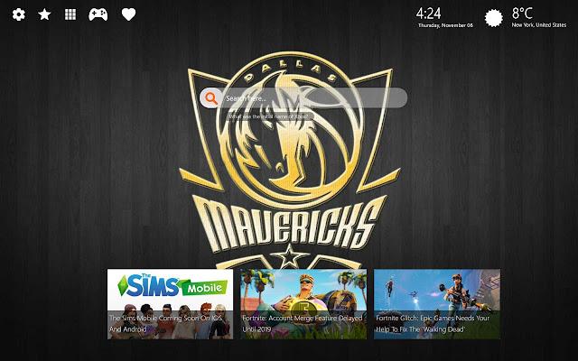 Dallas Mavericks Luka Doncic NBA HD Wallpaper