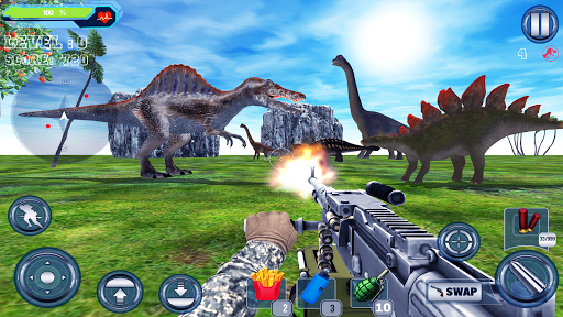 Dinosaur Hunter Adventure apktram screenshots 10