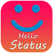 Hello Ststus - Video & Status app icon