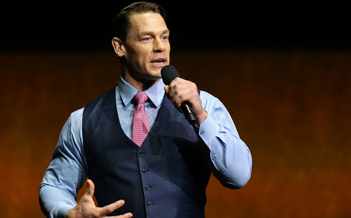 WATCH   John Cena refuses to take legal action against Sho Madjozi over song