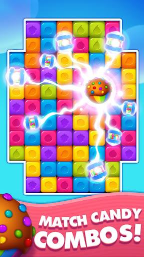 Candy Cube Blast - Free Crush Cookie Legend  screenshots EasyGameCheats.pro 2
