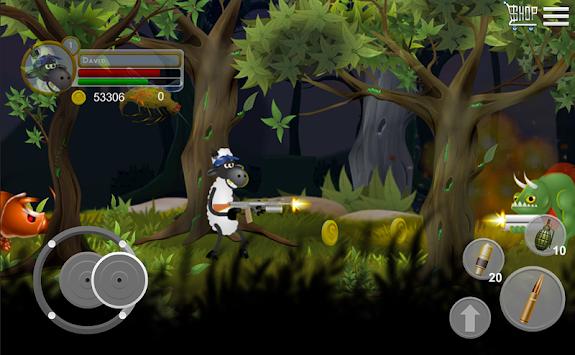 Armed Sheep apk screenshot