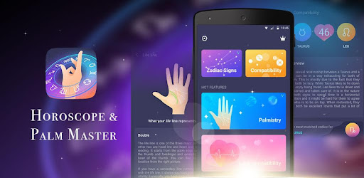 Horoscope & Palm Master - Face Aging, Palm Scanner - Apps on