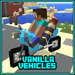 Vanilla Vehicle MCPE Mod Addon Icon