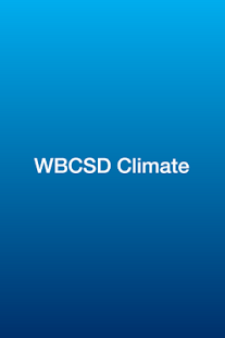 wbcsd climate- screenshot thumbnail