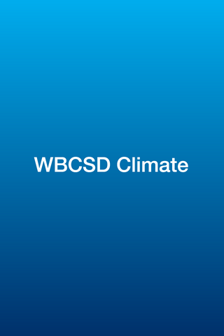 wbcsd climate- screenshot