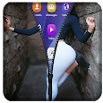 jailyne Zipper screen Lock apk