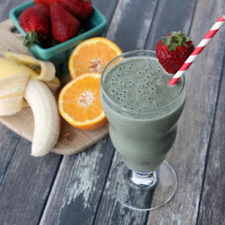 Energize Greens Tropical Smoothie Recipe - The Green Smoothie That Doesn't TASTE Green!.