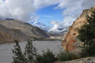 Photo: Le Nilgiri vu depuis le sentier d'accès à Chele
