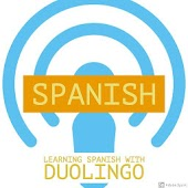 Learning Spanish with Duolingo podcast