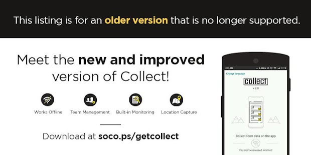 Collect (Deprecated)- screenshot thumbnail