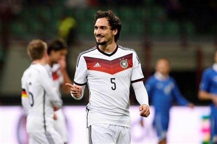 Après Müller et le Bayern Munich, c'est au tour d'Hummels de répondre à Löw sur son éviction de la Mannschaft