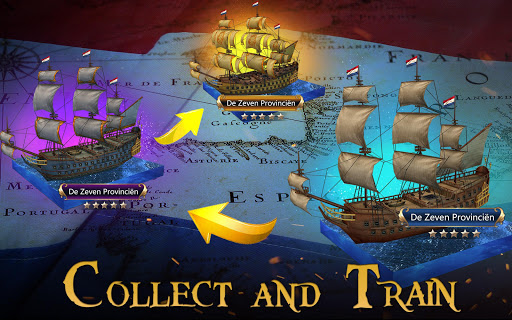Age of Sail: Navy & Pirates apkpoly screenshots 15
