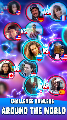 Code Triche Bowling Crew - 3D bowling game APK MOD screenshots 6