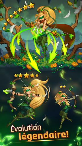 Archers de lumière, JDR-puzzle  captures d'écran 4