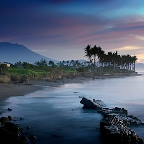 tranquilly by Agus Mahaputra - Landscapes Beaches