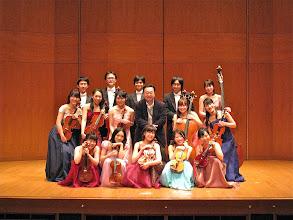 Photo: TGSin福岡。終演後、芸大教授澤先生を含めての集合写真♪