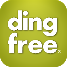 Image result for ding free logo