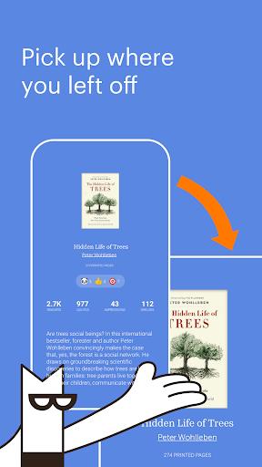 Bookmate screenshot 6