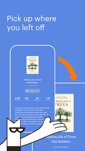 App Bookmate: Read. Listen. Enjoy. APK for Windows Phone