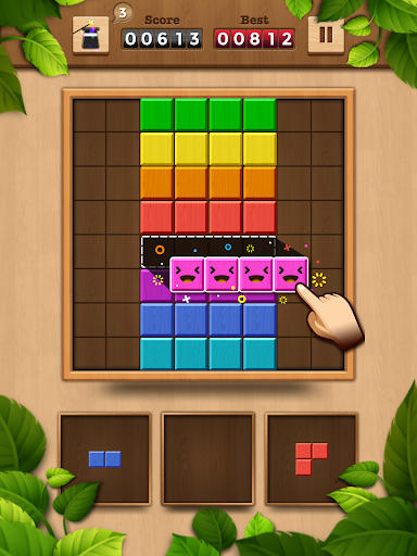 Wood Color Block: Puzzle Game 1.1.2 screenshots 7