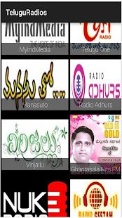 TeluguRadios - náhled