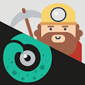 Keep them Alive! Pickaxe & Monsters TD adventure icon