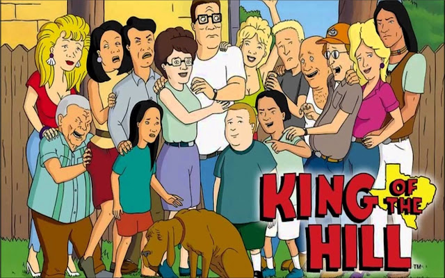 King of the Hill Themes & New Tab