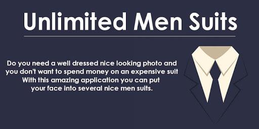 Unlimited Man Suit Fashion