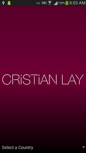 Cristian Lay Catalogue FREE